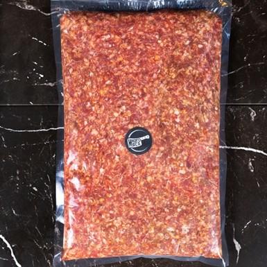 Маринованный фарш люля-кебаб  (свинина)