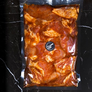 Маринованная шейка (свинина)